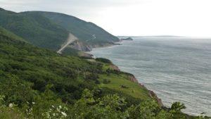 Cape Breton - Cabot Trail, Nova Scotia