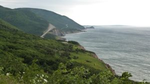 Cape Breton - Cabot Trail, Nova Scotia