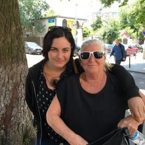 Sofia Prison - Young Greek lady friend of Jocks with Donna